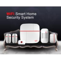 Quality Two-way Communication Sensor Smart Detector Delay Alarm Wifi Wireless Intruder for sale