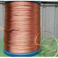 Wholesale PET PEN PI  High Frequency Litz Wire  Thermal Class 130 - 240℃ For Transformers from china suppliers