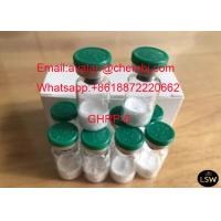 China Pharmaceutical Grade Human Growth Hormone Peptide GHRP-6 White Freeze Dried Powder on sale