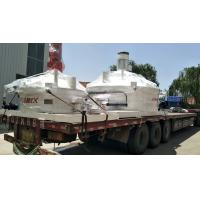 China 100L Output Capacity Cement Mixer Machine Simple Structure Low Noise 5.5 Kw PMC100 for sale