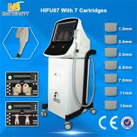 Wholesale Weight Loss Hifu Slimming Machine Fat Loss / Fat Removal White Color from china suppliers