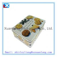 Wholesale Biscuits chocolate sweet candy tin box from china suppliers