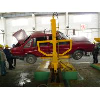 Wholesale Turnover Machine / Scrap Car Dismantling Equipment With Hydraulic Drive from china suppliers