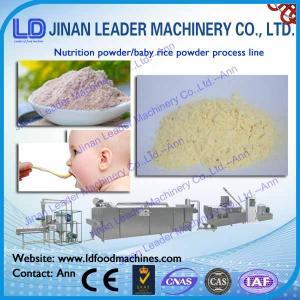 Wholesale corn snack machine,Nutrition powder machine,baby rice powder machine from china suppliers