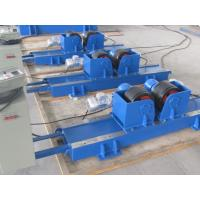 Buy cheap WR5T Adjustable Welding Turning Rolls for Japan customer from wholesalers