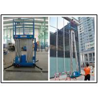 Wholesale 1330 * 600mm Vertical Mast Lift 12 Meter Platform Height For 2 Persons Work from china suppliers