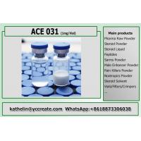 Protein Peptide Raw Powder ACE-031 / Myostatin 1Mg Per Vial For Muscle Mass for sale