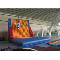 Wholesale ODM Chidlren Inflatable  Wall For Outdoor Inflatable Sports Games from china suppliers