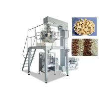Wholesale Plastic / Aluminium Snack Packaging Machine , VFFS Packing Machine For Food Products from china suppliers