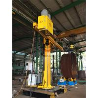 Wholesale Automatic Column And Boom Welding Manipulators With Self Align Rotator from china suppliers