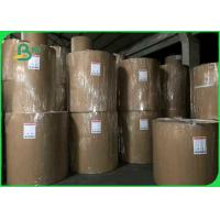 China One Side White / Grey Good Printing Adaptability 250gsm Duplex Board For Package for sale