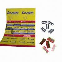 Buy cheap Razor Blades, Ideal for Men from wholesalers