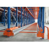 Wholesale Logistics Equipment Warehouse Radio Shuttle Racking System With Powder Coating Paint Finish from china suppliers