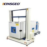 China High  Low Temperature Testing Chamber With Panasonic AC Servo Motor Drive on sale