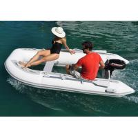 Wholesale Easy Install 3 Person Fishing Boat , Environment Concerned 250 Cm Glass Bottom Boat from china suppliers