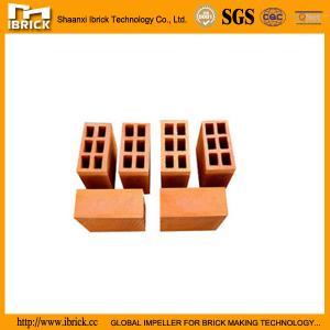 China Best red clay brick making machine/clay brick machinery on sale