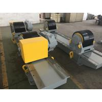 Wholesale 100T Conventional Vessels Rotators With PU Wheels At Stock from china suppliers