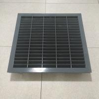 China Slant 16º Steel Perforated Panel China for sale