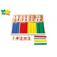 Wholesale Montessori Kindergarten Learning Toys , Educational Toys For Kindergarten Preschoolers from china suppliers
