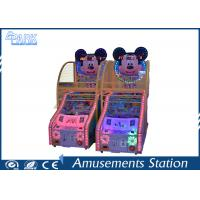 22W Arcade Basketball Machine / Electronic Arcade Basketball Game For Supermarket for sale