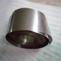 Quality ASTM B708 Tantalum Foil,  with High Purity  99.95%Tantalum Foil, Tantalum Strip Manufactur for sale