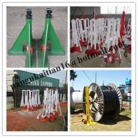 Wholesale best quality Cable Drum Rotator,Cable drum trestles,buy Cable Drum Jacks from china suppliers
