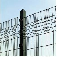 Wholesale Triangle Bending PVC Coated Welded Wire Mesh Fence / High Strength Fence with Triangle Bends from china suppliers