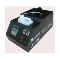 Wholesale Hazer 1500w Stage Fog Machine For Theatre Lighting , timer and ration control from china suppliers