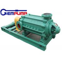 Wholesale D 25-50 Multistage High Pressure Pumps 15〜28 m3/h Flow 2.4~2.8 M from china suppliers