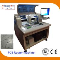 Wholesale Manual Loading / Unloading PCB Depaneling Router With 50000RPM from china suppliers