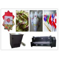 Wholesale 1.8m Digital Dye Sublimation Machine To Fix The Color Of  Fabric from china suppliers
