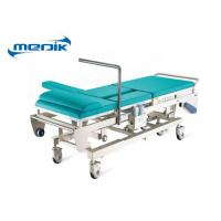Ultrasound Medical Exam Tables Electric Horizontal Adjustment For Imaging for sale