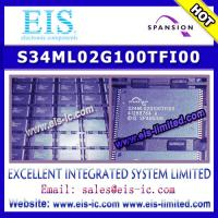 Wholesale S34ML02G100TFI00 - Spansion - Spansion SLC NAND Flash Memory for Embedded from china suppliers