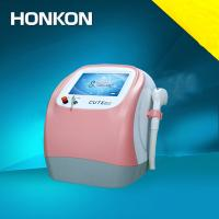Wholesale Effective 808nm Diode Laser Facial Hair Removal Machine For Men / Women from china suppliers