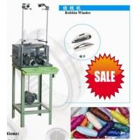 Wholesale Wire Sewing Pirn Bobbin Winding Machine Two Spindles For Suitcases , Garments from china suppliers