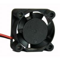 China 25×25×10mm 12V DC Brushless Fan Small Cooling / Radiator Fan Motor 12000rpm Speed on sale