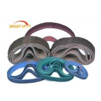 Wholesale P 24 - 1500 Abrasive Sanding Belts Non Woven Nylon With Zirconia Alumina Oxide from china suppliers