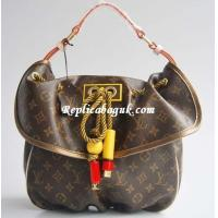 China Louis Vuitton Monogram canvas Kalahari PM M97016 replica handbag on sale