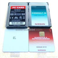 Wholesale NISSAN Consult GT-R Card Nissan professional diagnosis tool from china suppliers