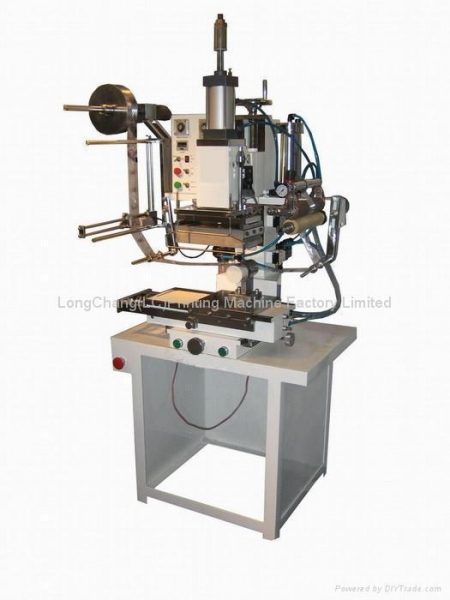 Quality Flat/cylinder Hot stamping machine for sale