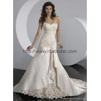 China wholesale and retail weding gown N-81 on sale