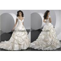 Wholesale 2010 hot sale bridal dress bridal gown N-35 from china suppliers