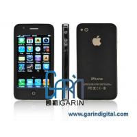 Buy cheap HiPhone Ki4 3.6 Inch iPhone4 Quad Band Blacklist Dual Camera JAVA TV from wholesalers