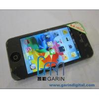 Buy cheap iPhone I4GS+Capacitive multi-touch screen WIFI Dual sim cards Dual cameras from wholesalers