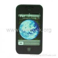 Wholesale (free shipping) Silicon Skin Case Cover for Iphone,I9 and I68 I from china suppliers