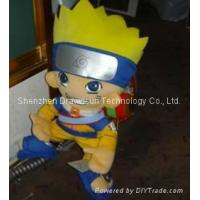 Wholesale Plush toys - Naruto from china suppliers