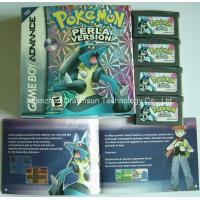 Wholesale GBA game card-Pokemon Perla Version from china suppliers