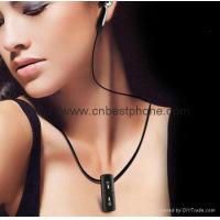 Wholesale lovely Mini Necklace MP3 Lipstick Mp3 Player 4GB-8GB Touch Button from china suppliers