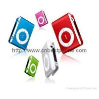 Wholesale card reader portable shuffle mp3 player tf card slot 2gb.4gb.8gb from china suppliers