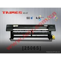 Wholesale TAIMES 2506S SOLVENT PRINTER( SPT 510/35pl, Fast Speed 14~48 sqm/hour) from china suppliers